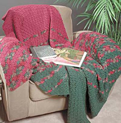 Corner to Corner Crochet Afghan Pattern
