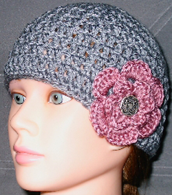 Amelia Crocheted Hat Pattern