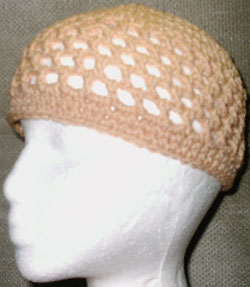 Kufi Beanie Hat Crochet Pattern : CROCHET KUFI CAP PATTERN CROCHET PATTERNS