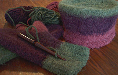 PATTERNS FOR CROCHET MITTENS - FREE PATTERNS