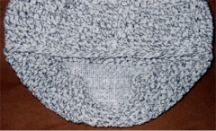 Newsboy Hat - Free Web Generated Knitting Patterns from