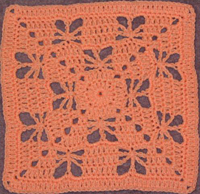 Crochet Stitches To Inches : Free Crochet Patterns for 6 Inch Squares - Yahoo! Voices - voices