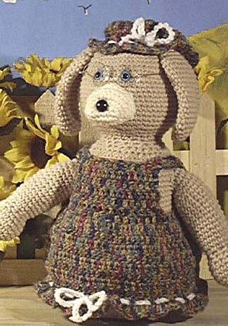 Tinkerbell Amigurumi Free Pattern : CROCHET DOG MUZZLE PATTERN FREE CROCHET PATTERNS