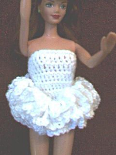 CLOTHES CROCHET DOLL FASHION PATTERN « CROCHET FREE PATTERNS
