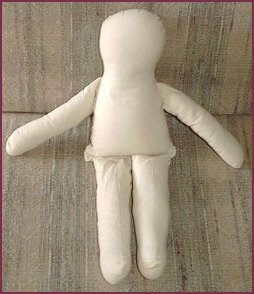 Free Patterns For Rag Dolls by Katrin