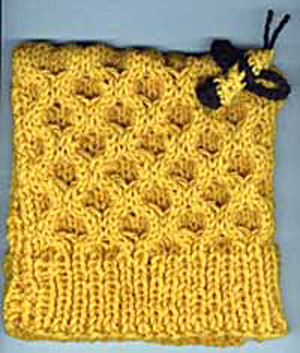 Beehive Knitting Patterns : Beehive Knitted Hat Pattern