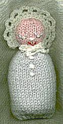 Allcrafts Knitting Patterns : Knitted Dolls Pattern