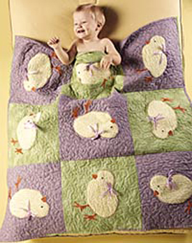 """14 Easy Baby Quilt Patterns for Boys and Girls"