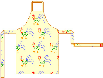 Sewing Patterns for Girls Dresses and Skirts: Apron Dress Sewing