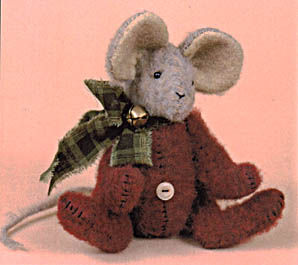 STUFFED MOUSE PATTERN