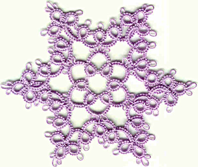 Fancy Crochet Snowflake Pattern – Crochet Hooks You
