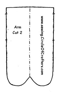 photo regarding Printable Rag Doll Patterns called Rag Doll Sewing Routine
